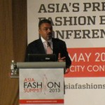 Speaker Mr. Ravi Thakran, Group President, LVMH