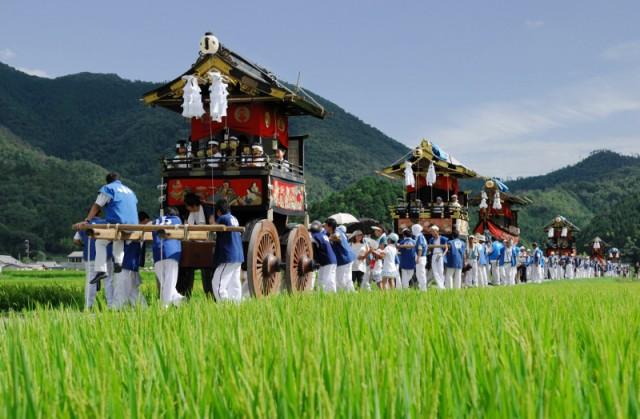 Hohkabe_shrine_Festival